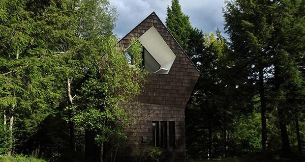 Шумска колиба идеална за потполн одмор
