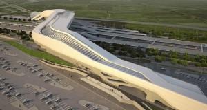 Отворена железничка станица во Италија – дело на Zaha Hadid Architects