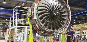 Rolls-Royce креираше еколошки млазен мотор за авиони