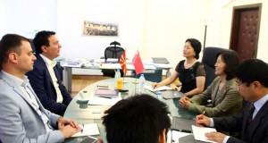 Сугарески барал од кинеската амбасадорка да се забрза изградбата на автопатиштата