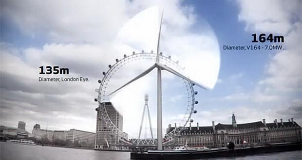 Претставена е најголемата ветерна турбина во светот