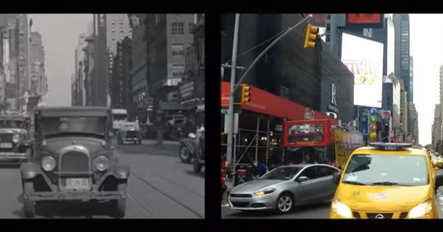Што се сменило за осум децении во Њујорк: Големото јаболко некогаш и сега (Видео)