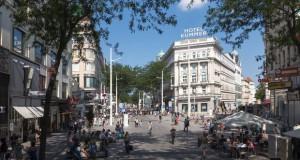Улицата Mariahilfer Strasse во Виена наградена за најдобар урбан дизајн