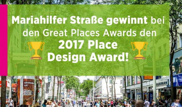 Viena nagrada za najdobra ulica