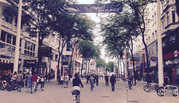 Viena nagrada za najubava i n ajdobra dizajnirana ulica