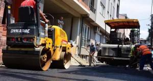 """Општина Центар го реконструираше водоводот и коловозот на """"Људевит Гај"""" во Дебар Маало"""