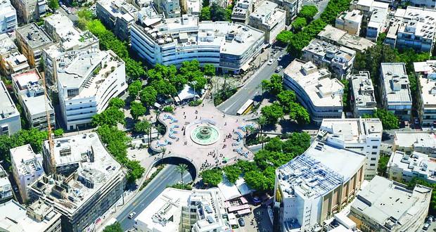 Tel Aviv Non-Stop City