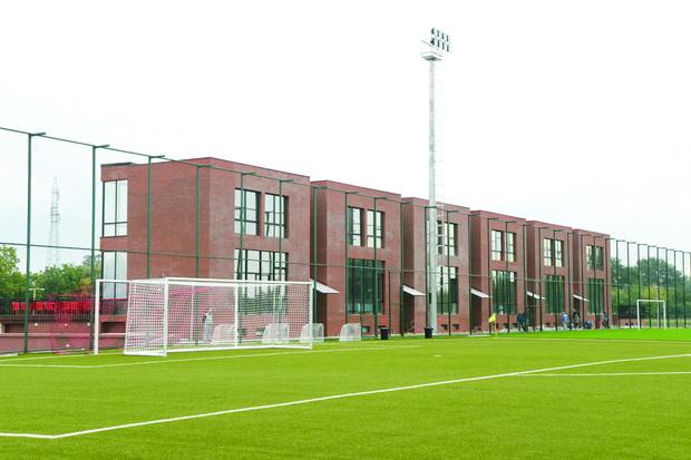 15.Trening centar na FK Vardar, Hipodrom Skopje(nadzor)