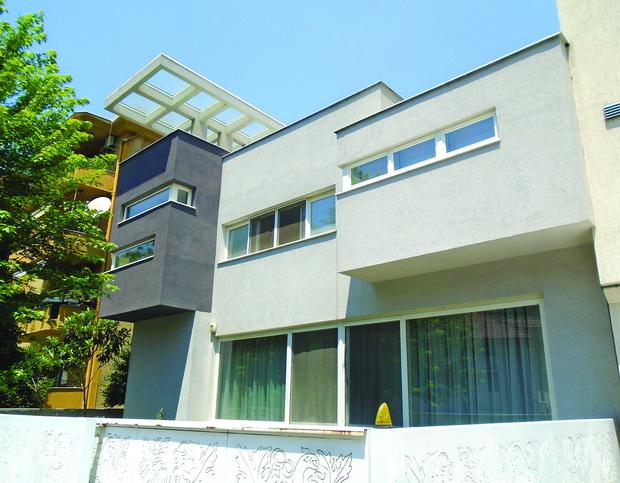 18.Individualna stanbena zgrada, Skopje (ideen,osnoven i izvedben proekt)