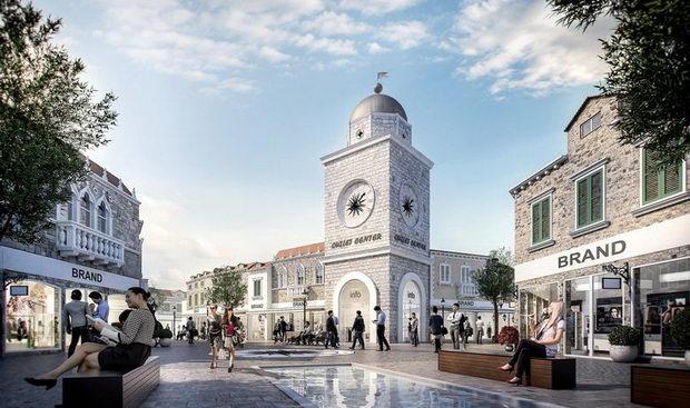 Zagreb Designer Outlet Croatia