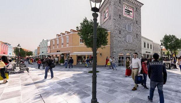 Zagreb designer outlet