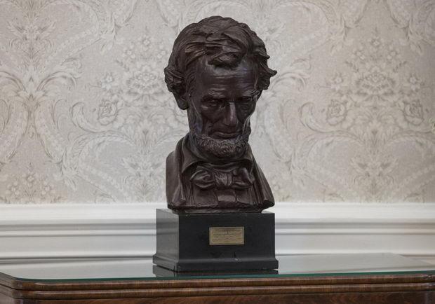 Abraham Linkoln bista