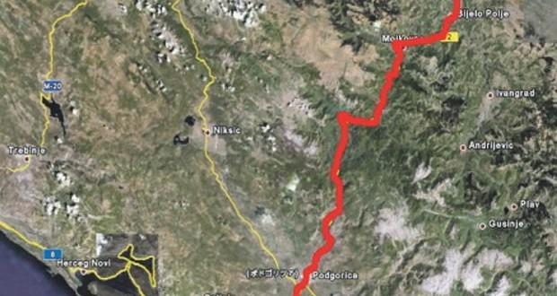 Се пробиваат тунели на автопатот Бар-Бољаре