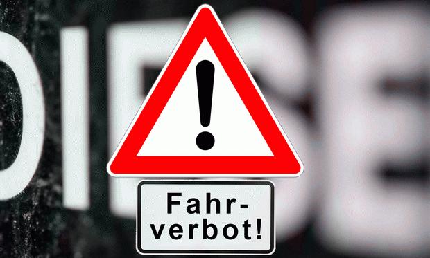 Germanija zabraneto za dizel