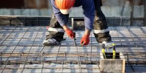 Пад на градежната индустрија во Британија