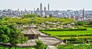 """Парк """"Al – Azhar"""": Урбана зелена оаза во срцето на Каиро"""