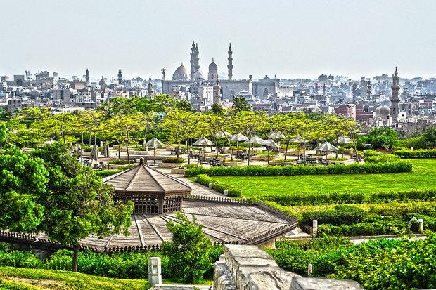 Kairo park Az AShar