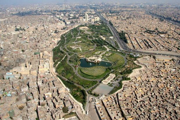 Kairo park Az Ashar1