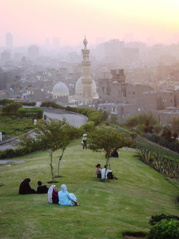 Kairo park Az Ashar4