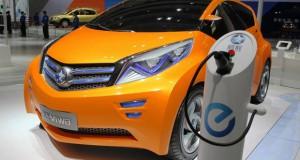 Во Кина над еден милион возила со нови извори на енергија