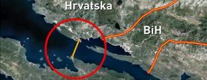 Дали изградбата на Пељешкиот мост ќе ги скара БиХ и Хрватска?