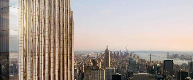Njujork najtenok oblakoder na svetot1