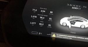 Нов рекорд на Tesla S 100D – 1078 километри со едно полнење на батеријата