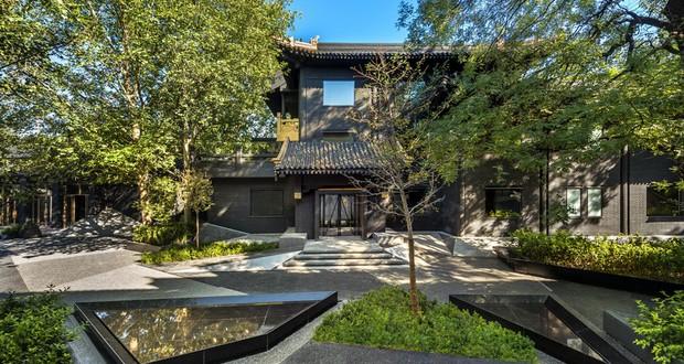 Дизајнерски хотел кој го менува искуството на далечна Кина