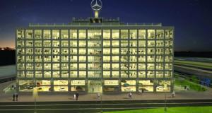 Мак Ауто Стар во Скопје: Aрхитектонската креација усогласена со желбата на инвеститорот