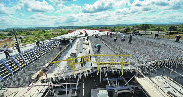Изградбата на автопатот Сурчин   Обреновац пред камерите на германската ZDF