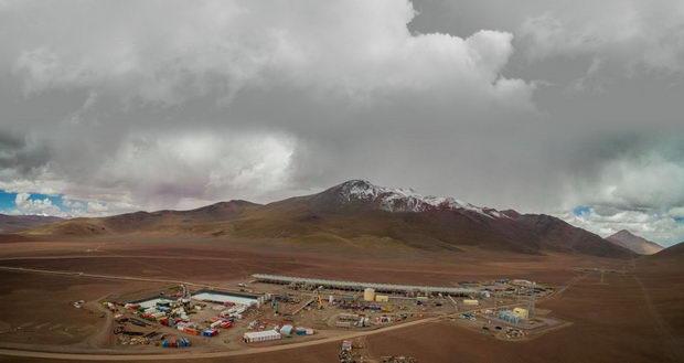Геотермална централа во Чиле на височина од 4500 метри (Видео)