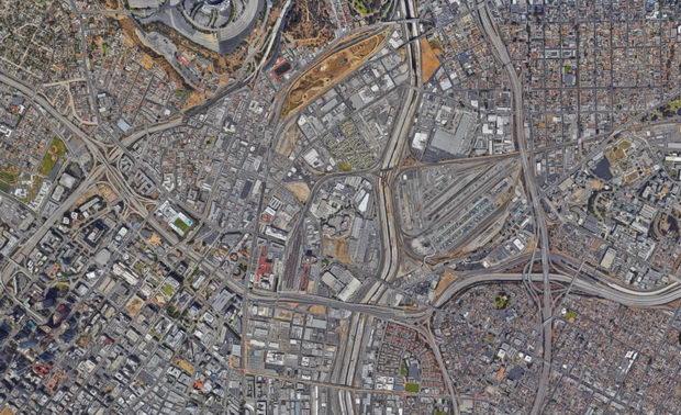 LA-ulici