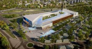 Во февруари 2018 во Ниш почнува изградбата на најголемиот шопинг мол во Србија