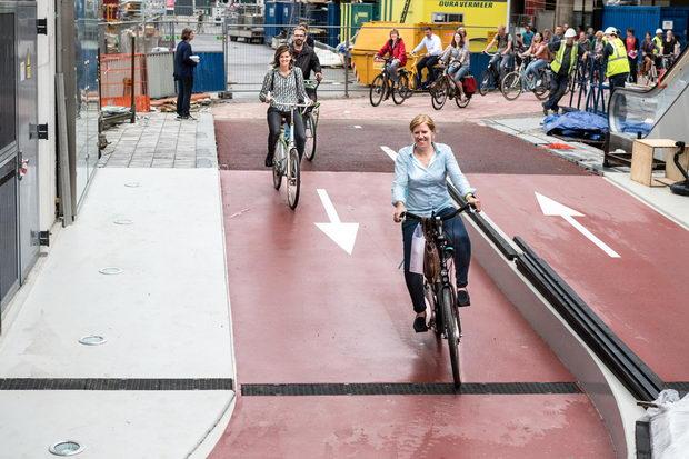 Parking za velosipedi Utreht2