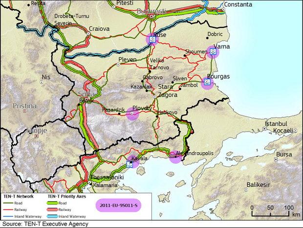 Sea2Sea-GR-BG-corridor