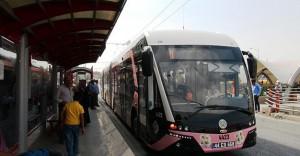 Во турскиот град Малатија воведени тролејбуси само за жени