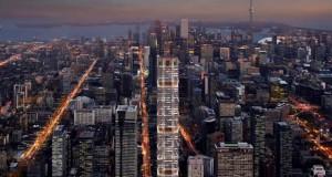 Почнува изградбата на највисокиот облакодер во Канада