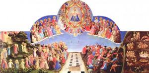 Архитектурата на седмиот круг на пеколот: Три папи и една кралица
