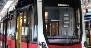 Нова генерација на трамваи Flexity во Виена