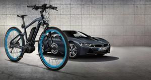 BMW електричен велосипед за 3.400 евра