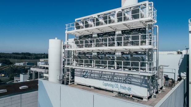 Jagleroden-dioksid-skladiranje
