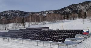 Во Сибир отворена првата соларна централа со руски модули