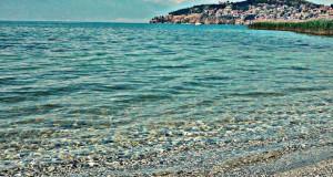 Нивото на Охридското Езеро под просекот за месец октомври