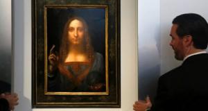 Слика на Леонардо да Винчи ќе се продаде за 100 милиони долари!