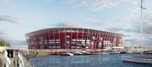 Светското првенство во Катар ќе се игра на стадион од транспортни контејнери