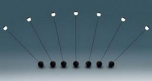 Светилка која се ниша идеална за современи домови