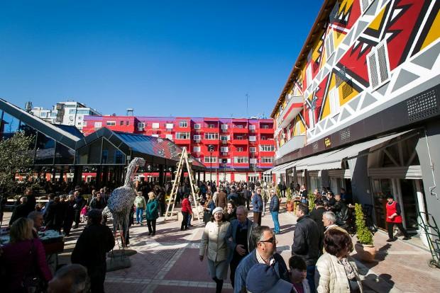 Tirana market 3