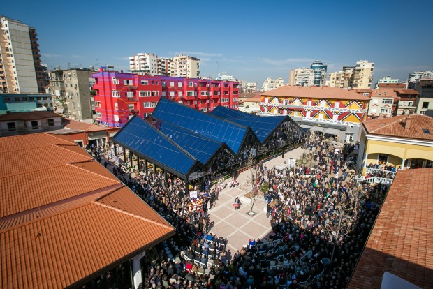 Tirana market 4