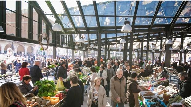 Tirana market 5