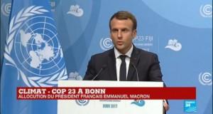 Макрон: До 2021, Франција ќе ги затвори сите термоцентрали на јаглен